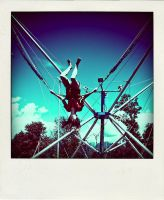 The-Trampoline-poladroid 3 by Rob1962