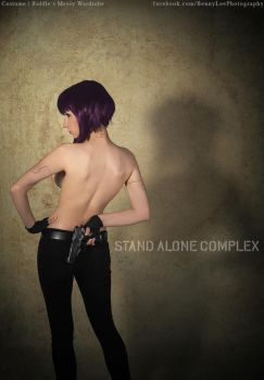 Ghost in the Shell: Stand Alone Complex by Benny-Lee