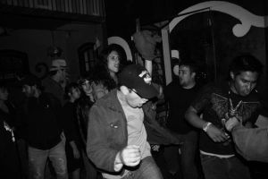 mosh pit by lagaby
