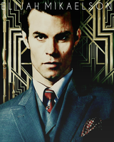 Elijah Mikaelson/The Great Gatsby by MidnightRippah