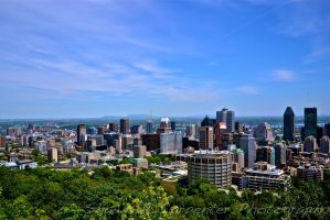 Montreal by spcbrass