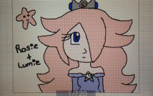 Rosalina and Luma - Flipnote Studio 3D by TheFactsOfLife