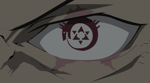 Ultimate Eye - FMA by insanium12