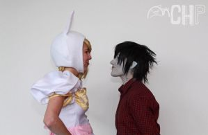 Fionna, why don't you just admit it...? by SophiePants