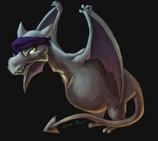 Rorik the Aerodactyl