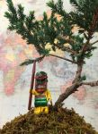 Cannibal LEGO bonsai by Oswaldo86