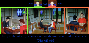 EXTREME Chess- Sims 2 by nizzie12