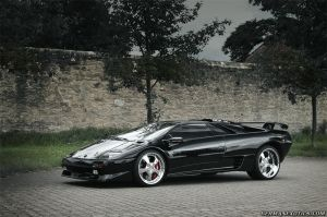 Lamborghini Diablo by GERMANEXOTICS