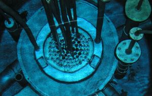 Nuclear Reactor by pacefortissima