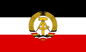 Flag of the Prussian Democratic Republic by zeppelin4ever
