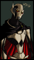 General Grievous 2 by PurpleRAGE9205
