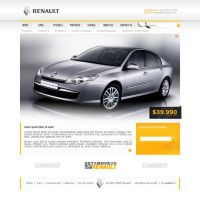 Renault by Laurie-J