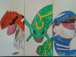 Hoenn Legends by Thunder2910