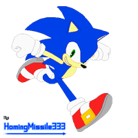 Sonic Super Smash Bros. Pixel Art (NOT DONE) by HomingMissile333