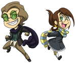 CC: Chibis 2 by forte-girl7