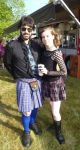 Scottish Highland Games Lass by Jarrak