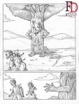 Tree man page 3 of 5 Pencil by fdrawer