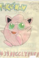 Jigglypuff by fate82