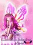 Pink Fairy by Francesca B by NicknameFrancyBrt