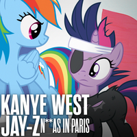 Jay-Z / Kanye West - N**as in Paris (Twi and RD) by AdrianImpalaMata