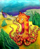 Octopussy by Ghouley