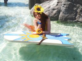 Leona Pool Party_cosplay33 by kairimiao13