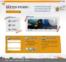 sketch studio of designing by naveenmamgain