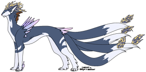 Lilith Beast Form by kittenAX