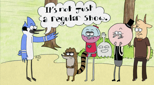 Regular Show. by KawaiCriminalmind