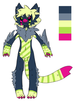 monster design $3 {  closed } by meteorcrash