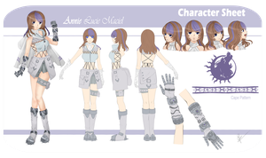 CL: Character Sheet by Ley-kun