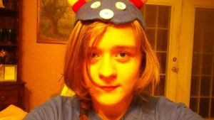 nepeta hat with plush horns by JohnAintNoHomo