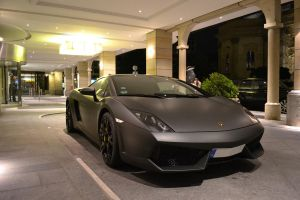 Lamborghini Gallardo Prowls the Night by 288GTOhYEAH