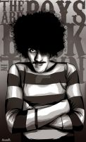 Phil Lynott by denisosulli