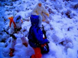 GI-Joe and the Search for the Abominable Snowman.2 by Jamesbaack
