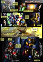 Transformers Mosaic: HEROES by hombreimaginario
