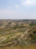 Stock 241 - Badlands by pink-stock