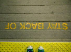 Off Yellow Line by Readmeabook21
