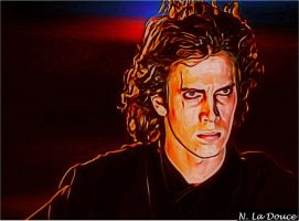 Anakin Skywalker by Nestorladouce