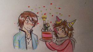 Happy Birthday May!!! by Squira130