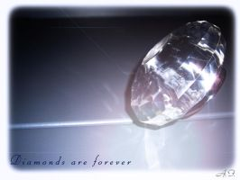 Diamonds are forever by B-a-l-a-n-c-e