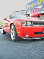 Challenger Down Low by intenseblue98rt