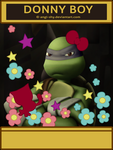TMNT 2012 - Donny boy by Angi-Shy