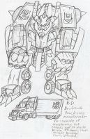 TF_Rid: Monoformer Bruticus concept by BlueIke