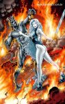 Lady Death Swimsuit 2005 Pinup by danielhdr