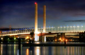 Bolte Bridge 1 by djzontheball