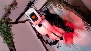 GLaDOS - Oh...it's YOU. by elliria