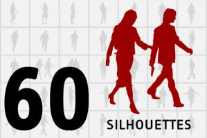 CSH silhouettes by eiermann1952