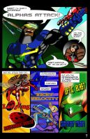 Most Wanted page seven by bogmonster