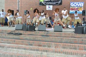 Puerto Rican/Latin Festival, Rockin Hip Hop 22 by Miss-Tbones